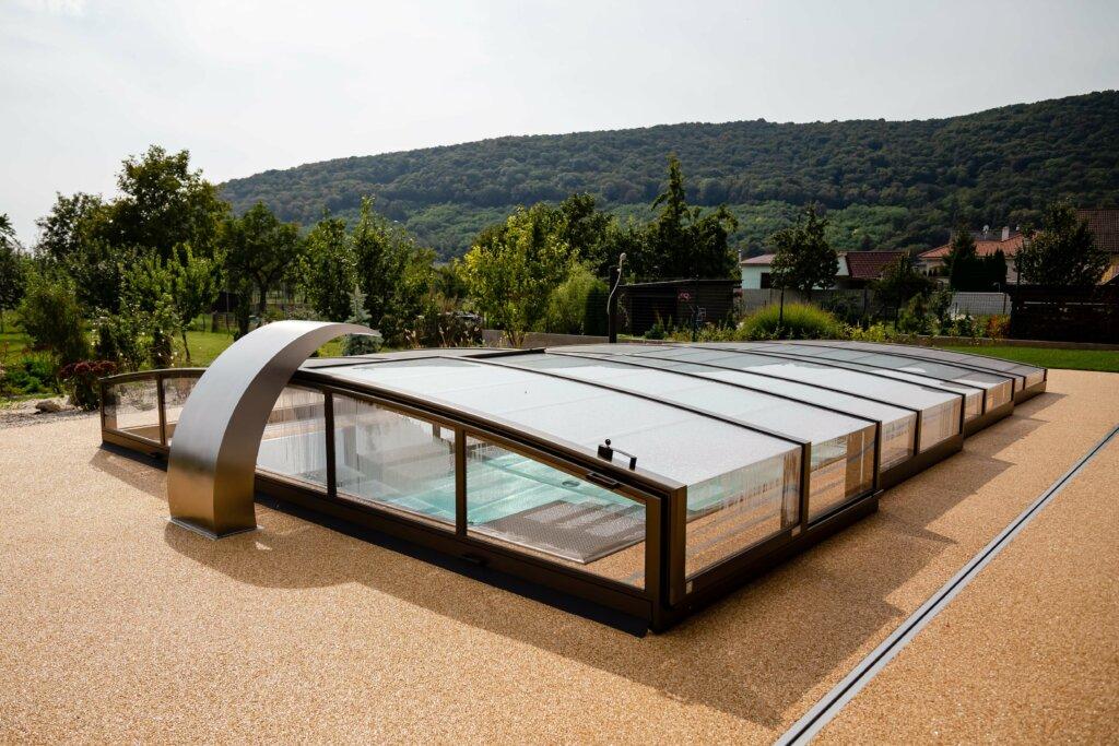 Bazén s posuvným prekrytím - Wonderwerk
